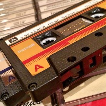 Audio Cassette Transfer